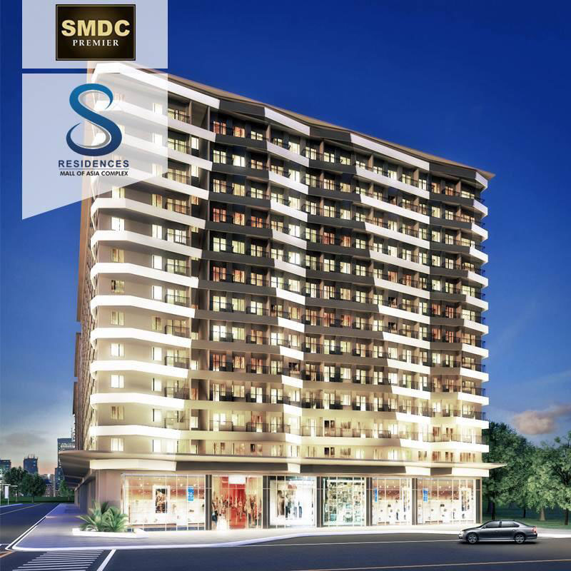 Mall of Asia Condo - S Residences, Shore 2 Residences, Shell Residences